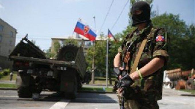 Καταρρίφθηκε ουκρανικό στρατιωτικό αεροσκάφος