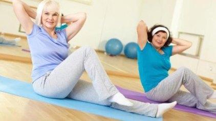 Ασκήσεις του ενός λεπτού ωφελούν τους άνω των 60 ετών