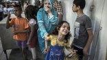 Ψάχνουν μάταια που να κρυφτούν οι Παλαιστίνιοι