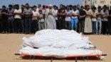 Μετρούν 1.374 νεκρούς σε 24 ημέρες εχθροπραξιών
