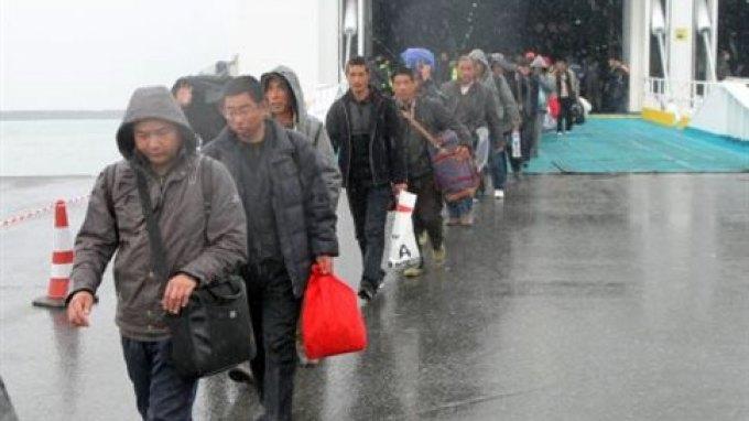 Μέσω Κρήτης και πάλι τα καραβάνια ξένων πολιτών από τη Λιβύη;