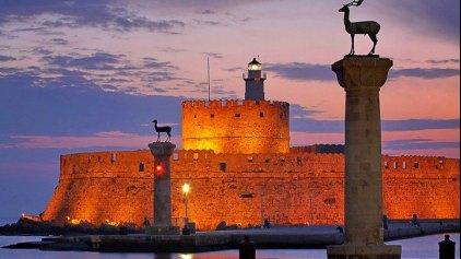Νέος Διαγωνισμός: Κερδίστε ένα ταξίδι στη Ρόδο από το Round Τravel και το Cretalive!