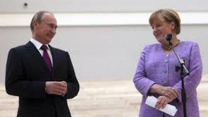 Λύση στο Ουκρανικό δια χειρός ... Πούτιν και Μέρκελ;