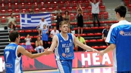 Με Σερβία οι Έφηβοι για την πρόκριση στον τελικό