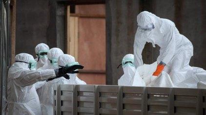 """Ο ιός Έμπολα """"χτύπησε"""" και τις ΗΠΑ!"""