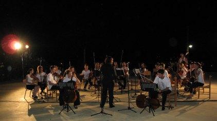 Συναυλία παραδοσιακής μουσικής με Ορχήστρα Εγχόρδων, Φωνής και Λύρας