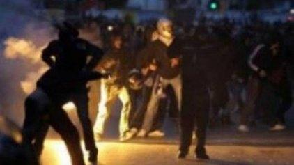 Δέχθηκαν επίθεση με μολότοφ και ρόπαλα φίλαθλοι του Παναθηναϊκού