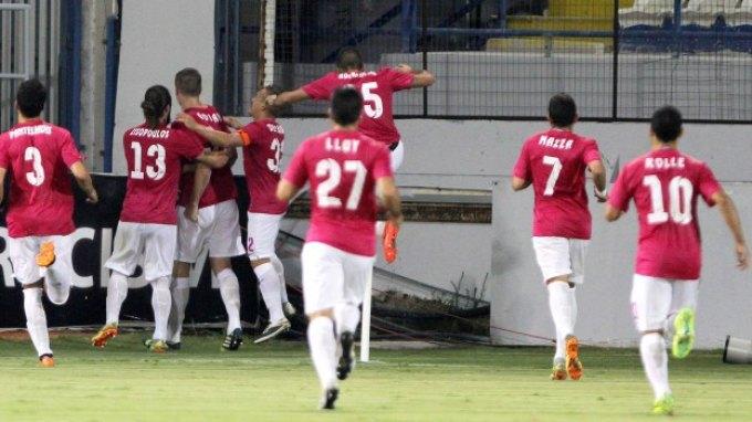 Αγχωτική πρόκριση για Αστέρα! Για πρώτη φορά στους ομίλους του Europa League