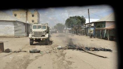 Σομαλία: Αιματηρή επίθεση ισλαμιστών στην Μογκαντίσου