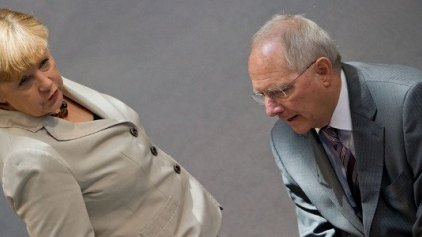 Der Spiegel: Γιατί Μέρκελ και Σόιμπλε τα...έψαλαν στον Μάριο Ντράγκι