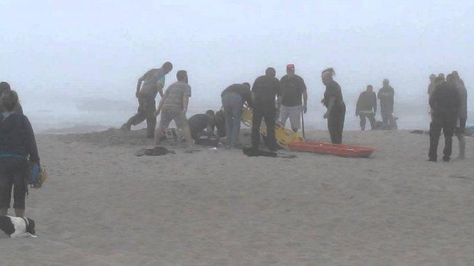 Εννιάχρονη έχασε τη ζωή της, παίζοντας στην άμμο!