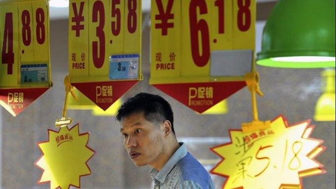 Ανησυχίες για την επιβράδυνση της ανάπτυξης της κινεζικής οικονομίας