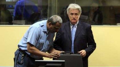 """""""Ο Κάρατζιτς κινητήρια δύναμη της γενοκτονίας στη Σερβία"""""""