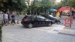Μετέτρεψε μία ολόκληρη πλατεία σε ... έκθεση αυτοκινήτων!