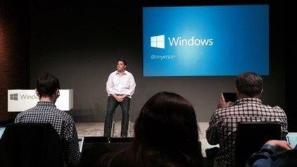 Windows 10 η επόμενη γενιά του λειτουργικού συστήματος της Microsoft
