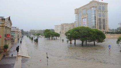 Κόκκινος συναγερμός από τις πλημμύρες στη Γαλλία