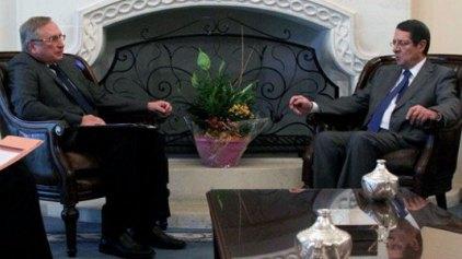 Πρόσκληση Πούτιν σε Αναστασιάδη για επίσκεψη στη Μόσχα