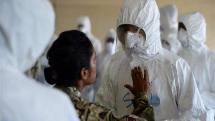 Γιατροί Χωρίς Σύνορα: Προβληματισμός για τα μέτρα κατά του Έμπολα στις ΗΠΑ