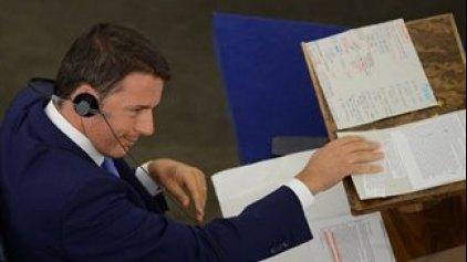 Κρατά τα ηνία στις δημοσκοπήσεις ο Ρέντσι