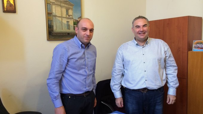 Συνεργασία Περιφέρειας - Δήμου στο σχεδιασμό ανάπτυξης του αθλητικού τουρισμού
