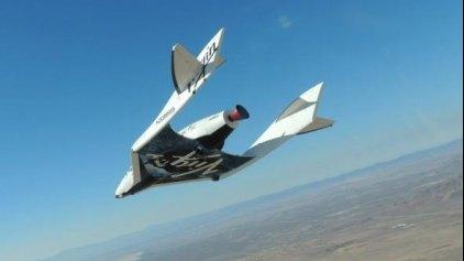 Συνετρίβη σε δοκιμαστική πτήση το διαστημόπλοιο της Virgin Galactic