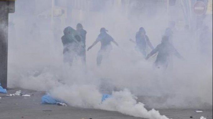 Γαλλία-5 τραυματίες στη διαδήλωση για το θάνατο του Ρεμί Φρες