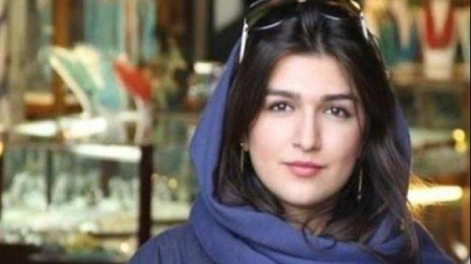 Σε απεργία πείνας η Ιρανοβρετανή Γοντσέχ Γαβαμί