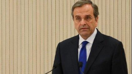 Αντ. Σαμαράς: Πολιτική συμφωνία για την επόμενη μέρα εντός του Δεκεμβρίου