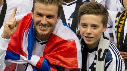 Θύμα τροχαίου ο David Beckham