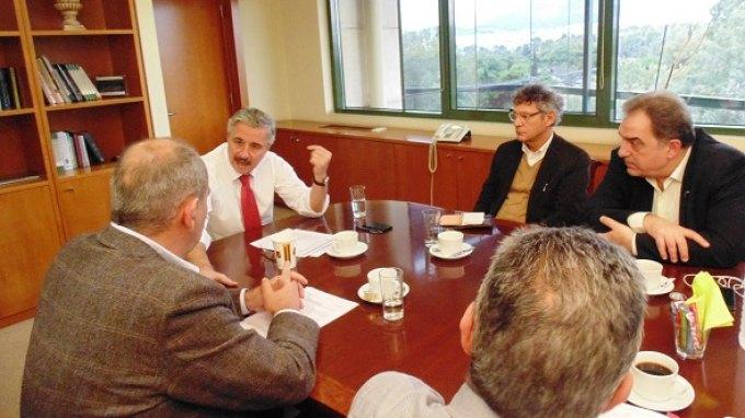 Την εξοικονόμηση ενέργειας στα Πανεπιστήμια συζήτησε ο Υπουργός με τους Πρυτάνεις
