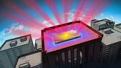 Κάτοπτρο διπλής όψης, νέα ιδέα για κλιματισμό