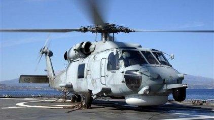 Σε ετοιμότητα πέντε ελικόπτερα για τις έρευνες στην Αδριατική