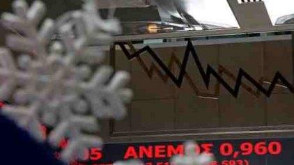 Aπώλειες 28,94% το 2014 στο Χρηματιστήριο Αθηνών
