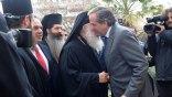 Στην «Αποστολή» της Ιεράς Αρχιεπισκοπής ο Πρωθυπουργός