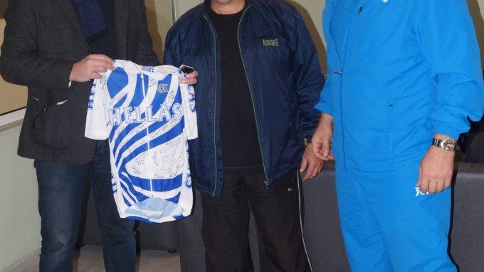Οι νέοι ταλαντούχοι αθλητές της ποδηλασίας στο Ηράκλειο και στο Παγκρήτιο Στάδιο