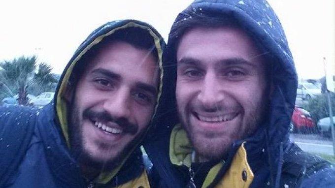 Απολαμβάνουν το χιόνι οι παίκτες του Εργοτέλη!