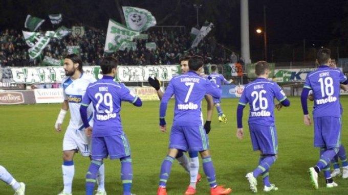 Έγραψαν ιστορία τα Χανιά, 2-2 με τον Παναθηναϊκό και πρόκριση στο Κύπελλο!