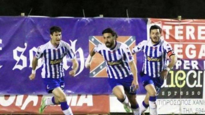 Μεγάλη νίκη του ΑΟ Χανιά, 2-1 την Παναχαϊκή!
