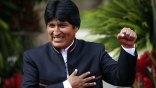Και ο βολιβιανός Έβο Μοράλες συνεχάρη τον Τσίπρα για την εκλογή του