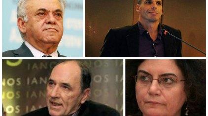 Η σύνθεση της νέας Κυβέρνησης - 11 υπουργεία και 5 Κρητικοί !