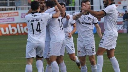 """Στους """"8"""" του Κυπέλλου ο ΟΦΗ, 1-0 τον Πανθρακικό"""