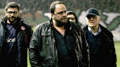 Μαρινάκης: Ξεφτίλα για το ελληνικό ποδόσφαιρο όσα συνέβησαν στη Λεωφόρο