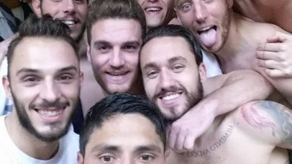 "Selfie νίκης του Ατρόμητου στο ""Γεντί Κουλέ"""