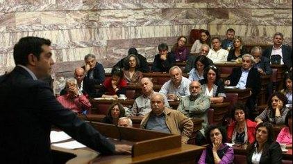 """Ανεβαίνει κι άλλο το πολιτικό """"θερμόμετρο"""" - Ο ΣΥΡΙΖΑ κατέθεσε Εξεταστική για το μνημόνιο"""