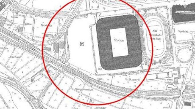 Βρέθηκε βόμβα του Β' Παγκοσμίου Πολέμου στο γήπεδο της Ντόρτμουντ!