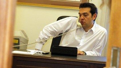 Το τηλεφώνημα που διέκοψε τη συνέντευξη ...