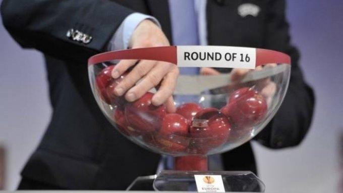 Europa League: Δύο εμφύλιοι στη φάση των 16