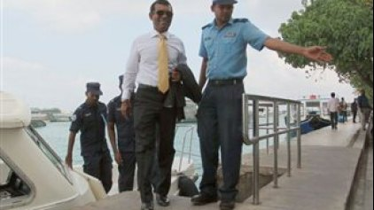 Τριάντα μία συλλήψεις σε διαδηλώσεις στις Μαλδίβες