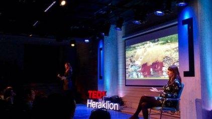 Κοσμοσυρροή στο TEDxHeraklion!