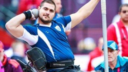 Ο Στεφανουδάκης κατέκτησε το χρυσό μετάλλιο στη σφαιροβολία